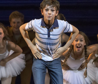Billy Elliot – The Musical Live