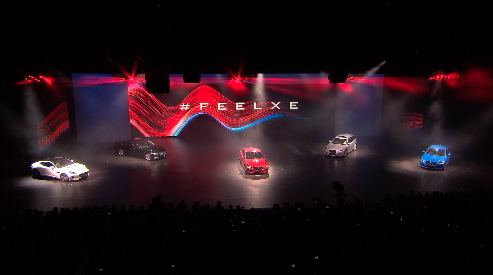 Jaguar XE – Launch Event